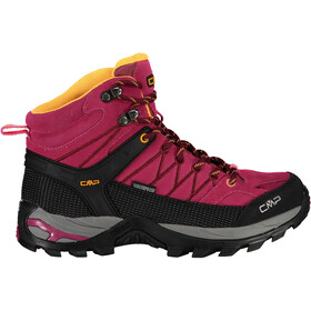 CMP Campagnolo Rigel WP Mid Trekking Shoes Women bouganville/goji